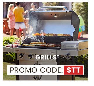 Grills Promo Code: STT